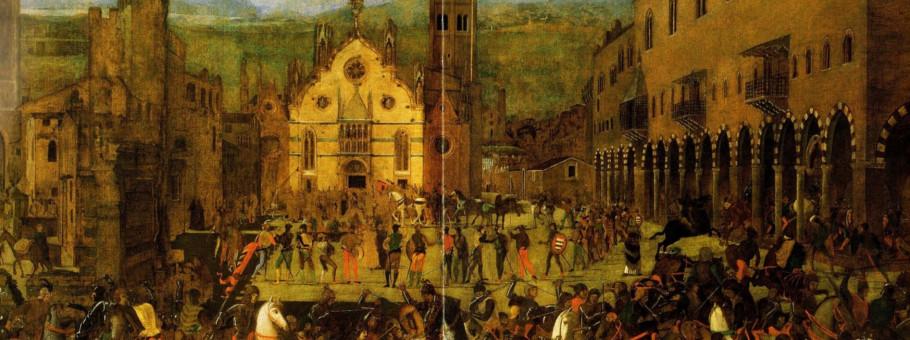 La cacciata dei Bonacolsi da Mantova
